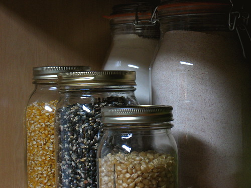Glass jars of every size | by Ross Catrow