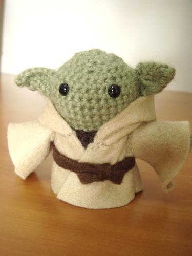 Yoda Amigurumi I Bought This Pattern From Www Etsy Com