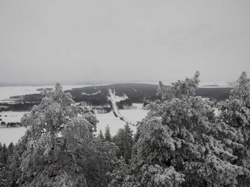 kotavaara näkötorni kemijärvi