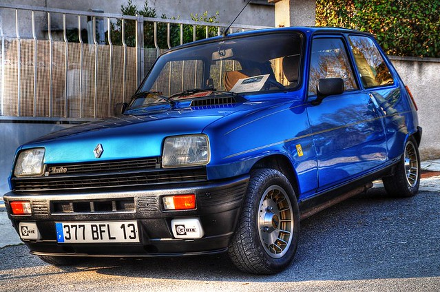 r5 alpine renault 5 alpine turbo marcovdz flickr. Black Bedroom Furniture Sets. Home Design Ideas