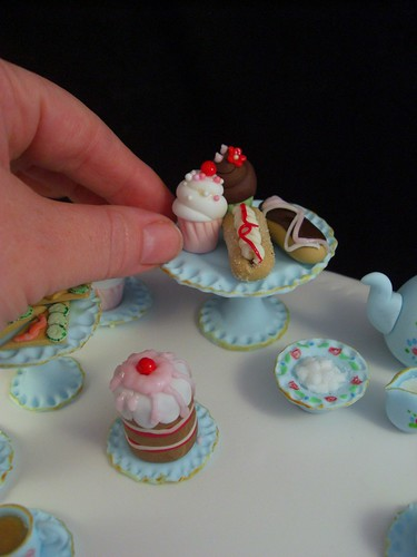 Adding tea party essentials! | by the-icing-on-the-cake. (Jo)