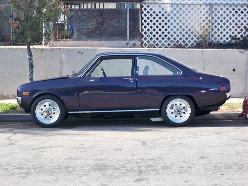 1971 Mazda R100 Jorge Martin Del Campo Flickr