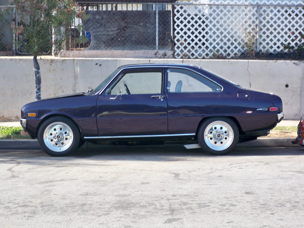 Mazda 3 Forum >> 1971 Mazda R100 | Jorge Martin del Campo | Flickr