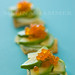 bright hors d'oeuvres