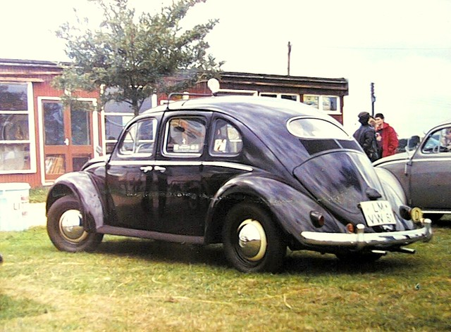 four door beetle rare taxi at vw action 39 79 stafford show boo flickr. Black Bedroom Furniture Sets. Home Design Ideas