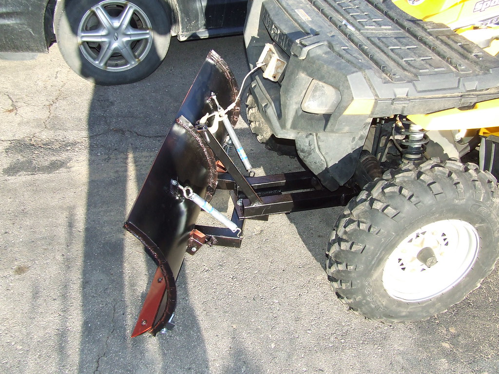 Atv Winch Mount Kawasaki Mule