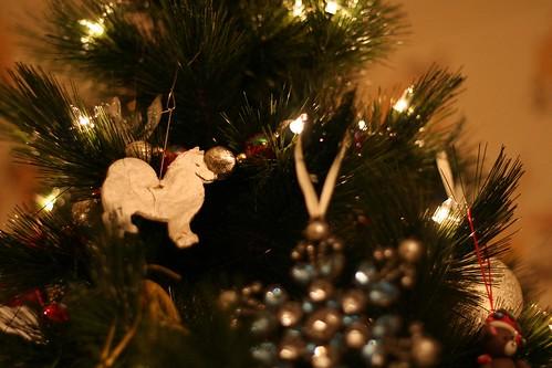 Samoyed Christmas Decorations