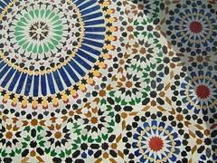 moroccan tile | by anna mouser