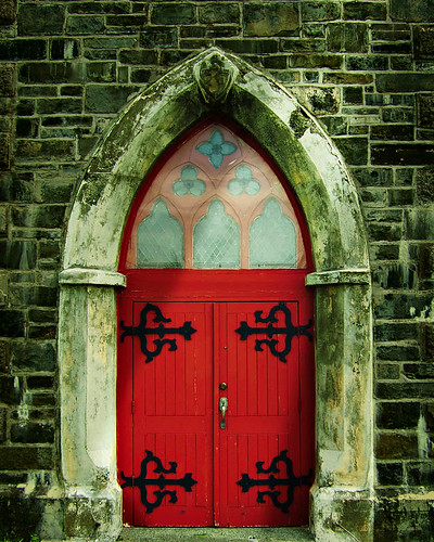Church Door | by Clyde Barrett (0ffline)