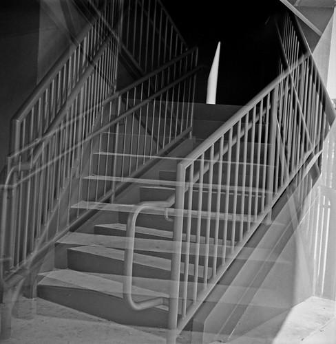Nude Descending A Stairway 92