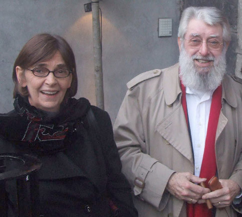 Deirdre and Ronnie Drew | Elegance without pomposity equal ...