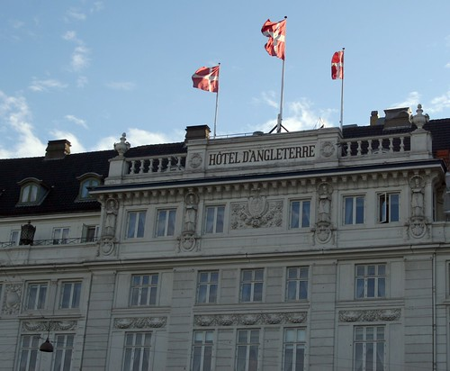 Hotel D Angleterre Copenhagen