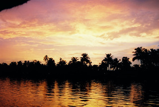 Kerala Backwaters Sunset | by Chicago_Tim