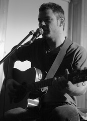 Aaron Dillon at the Roundy