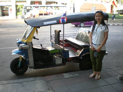Thai classic ban tuk lab tad suang 4