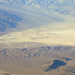 Above Stovepipe Wells and sand dunes, Death Valley, California