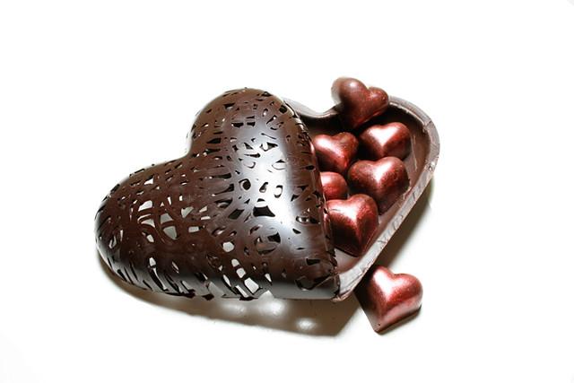 Chocolate Fresh Fruit Cake