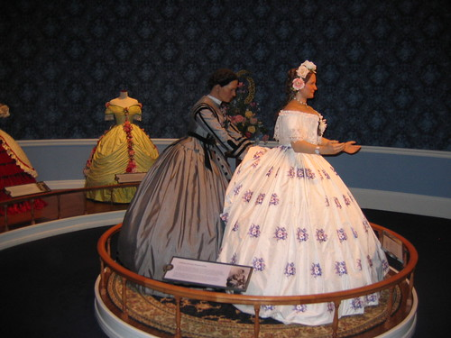 Mary Todd Lincoln and Elizabeth Keckly | Abraham Lincoln ...