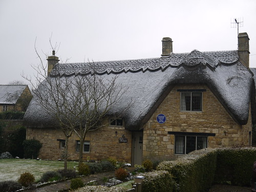 Chipping Campden and Graham Greene's House