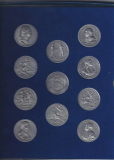 Medals of the American Revolution pamphlet obverses