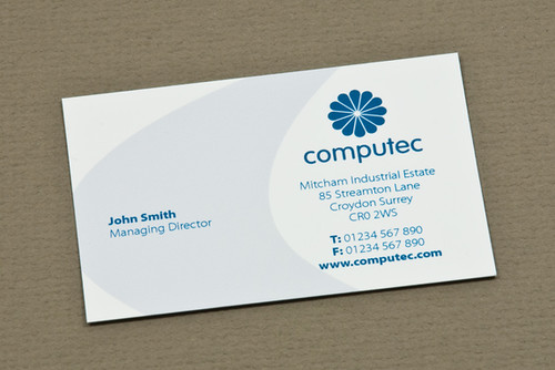 Blue it consulting business card blue it consulting busine flickr blue it consulting business card by inkdphotos colourmoves