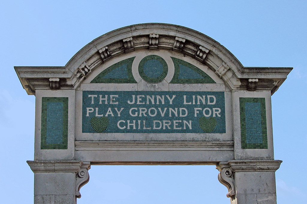 the jenny lind play ground for children norwich norfolk flickr. Black Bedroom Furniture Sets. Home Design Ideas