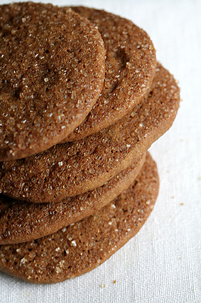 gingersnaps.jpg | by David Lebovitz