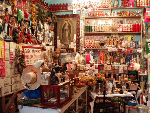 Botanica representation | La tienda, museum shop for the ...
