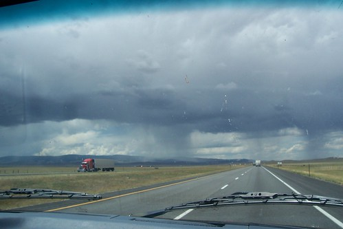 wyoming weather - you can see it coming | by hank9174