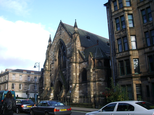 Sir Charles Wilson Building Glasgow University This