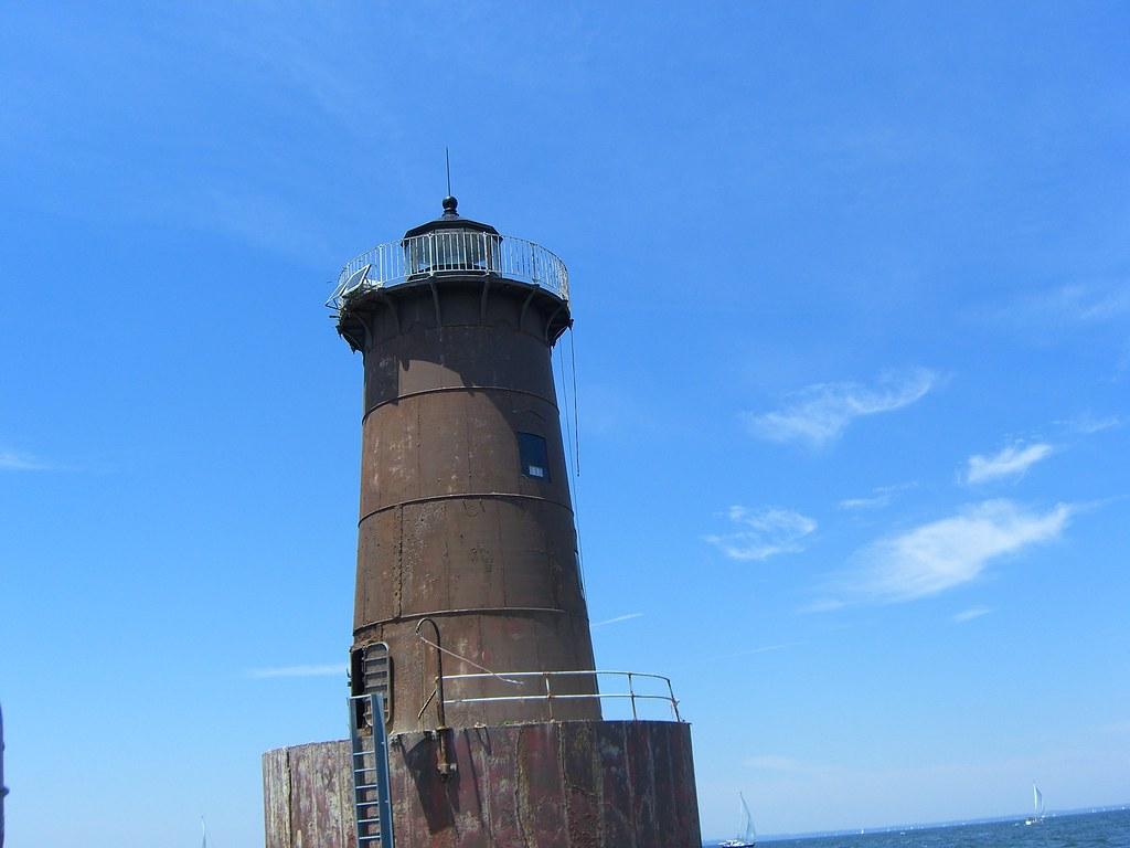 Lighthouse Tour In Newport Ri
