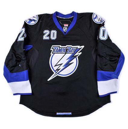 Tampa Bay Lightning 2007-08 F jersey