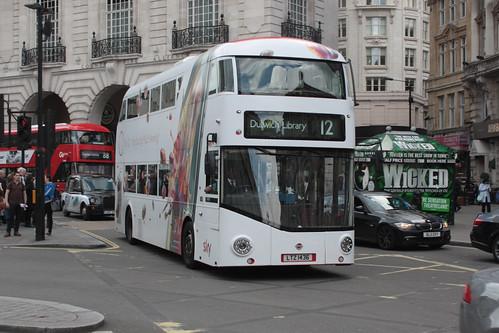 London Central LT436 LTZ1436
