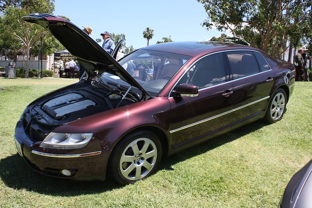 2006 volkswagen phaeton w12 flickr photo sharing. Black Bedroom Furniture Sets. Home Design Ideas