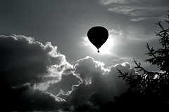 Ballon im Gegenlicht | by Quasebart ...thank you for 4 Million Views