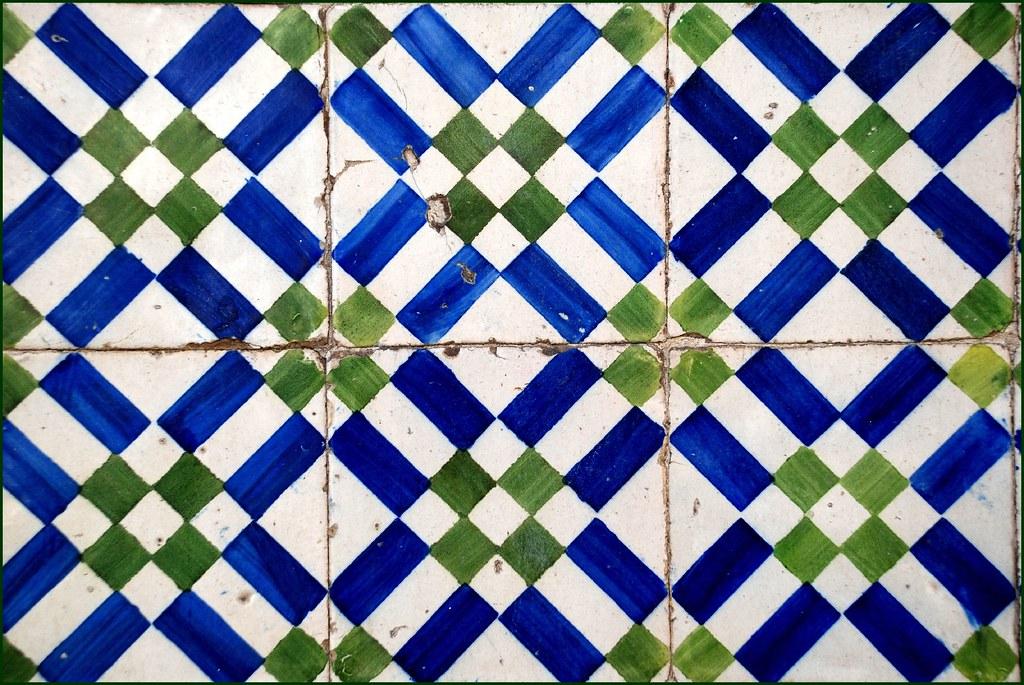 Azulejos antiguos en lisboa portugal ana alas flickr for Azulejos clasicos