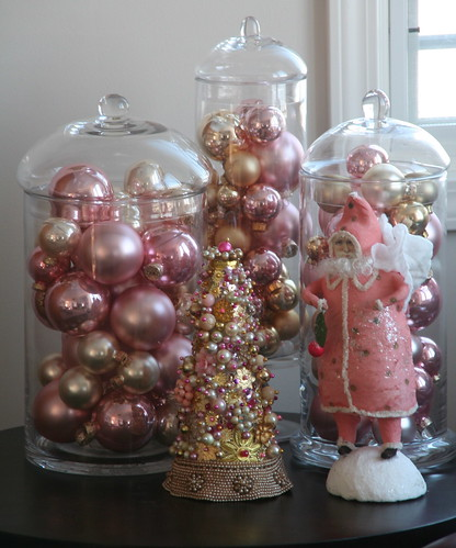 Image Result For Red White And Silver Christmas Decorations