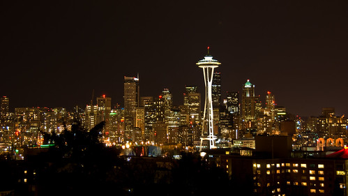 Seattle Skyline | by bryce_edwards