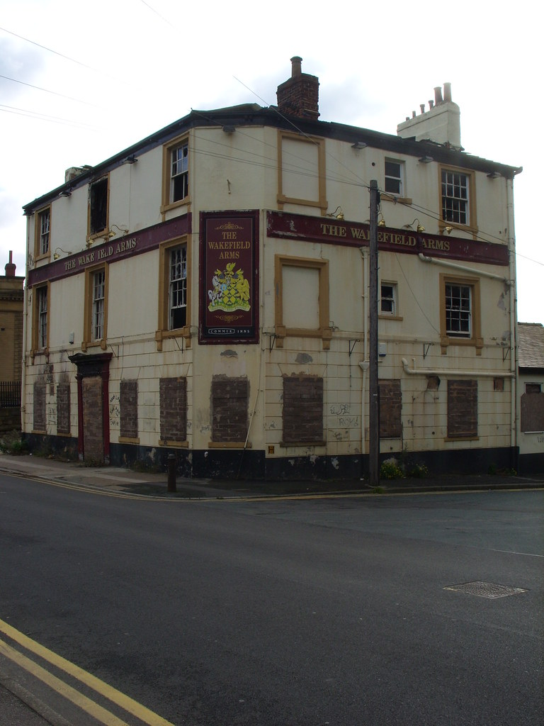 Wakefield arms public house the wakefield arms in a for Wakefield house