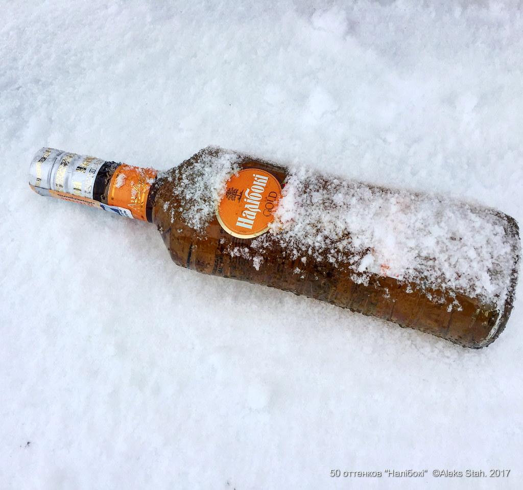 Ничего милее нет, как бутылочки морозный свет