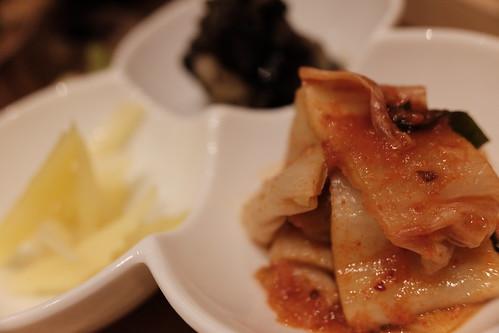 漬け物キムチ3種盛り合わせ 津田沼 焼肉寿司 07