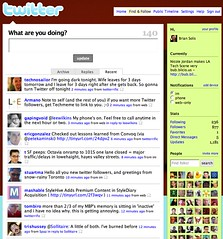 Twitter Screenshot December 2007 | by b_d_solis