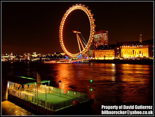London Eye Red Colors | by davidgutierrez.co.uk