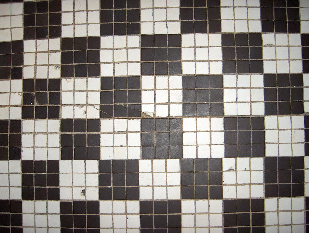 School Floor Tile Design