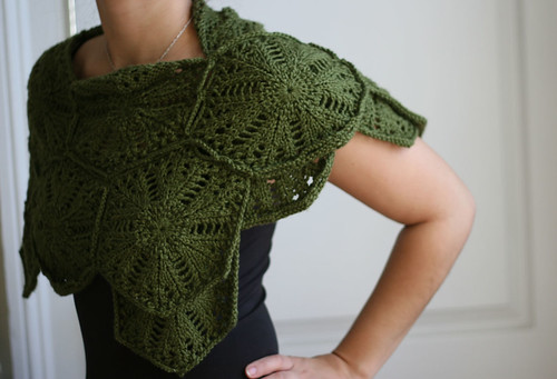 Medallion Shawl | by tentenknits