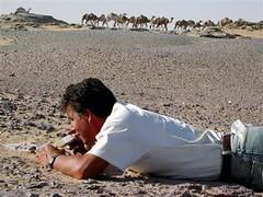 Paleontologist Paul Sereno