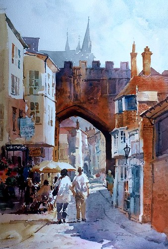 Salisbury Stroll | by purcell art