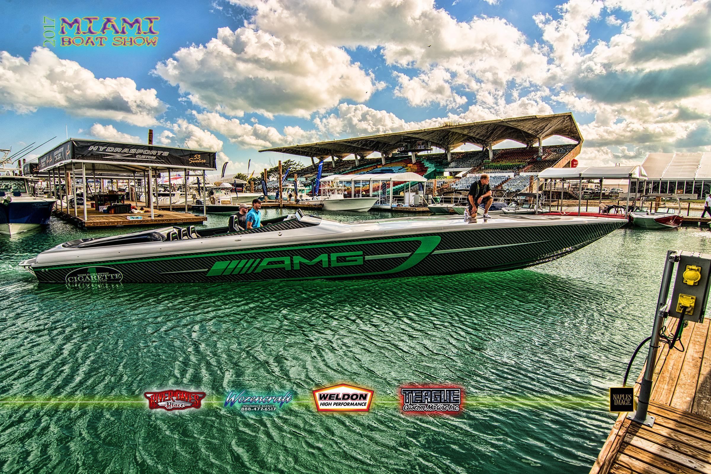 2017 miami boat show - Miami boat show ...