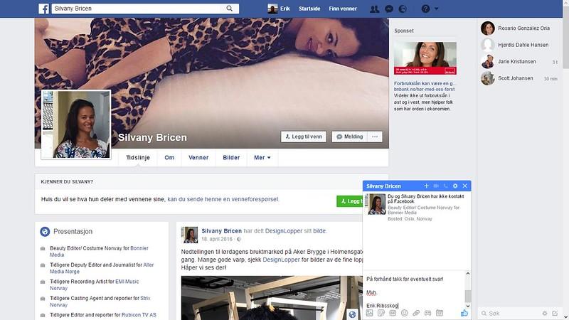 sivany bricen facebook