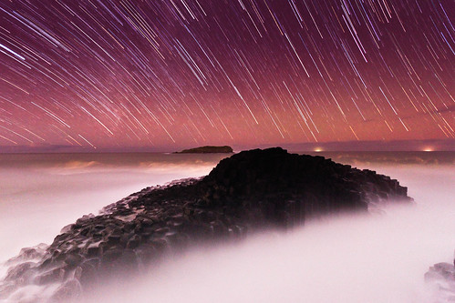 Fingal Head Startrails | by Jesse4870